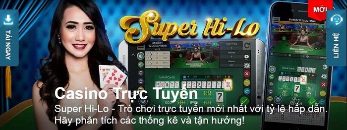 hình ảnh Super Hi Lo là game gì? Luật chơi như thế nào? - số 1