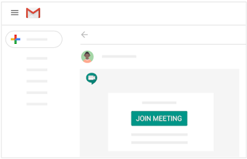 Join from an email