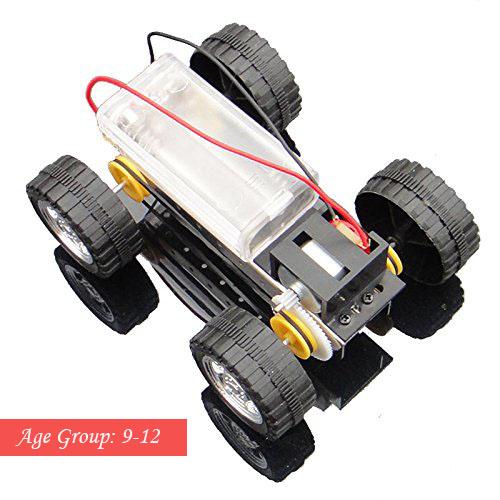 DIY Metal Car Model