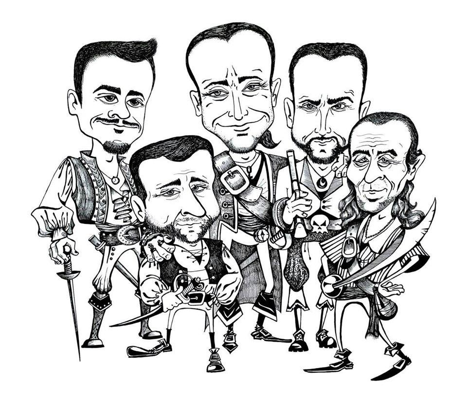 """#ДніпроШумить: 5+ найцікавіших """"важких"""" музичних гуртів Дніпра - 2 зображення"""