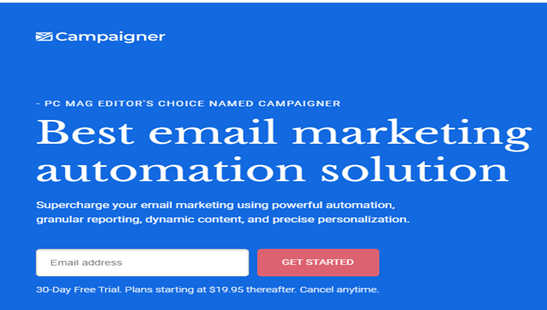 best email list providers/campaigner
