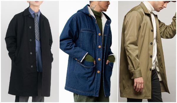 男性穿搭 大衣推薦