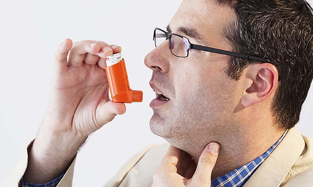 Không sử dụng thuốc long đờm khi bạn bị hen suyễn