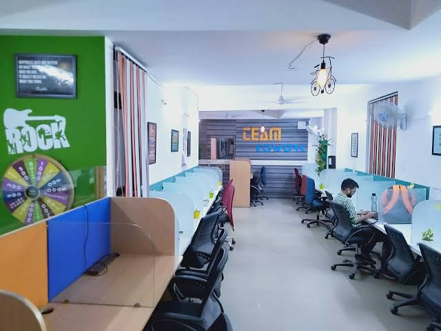 Team Cowork Coworking Space in Noida