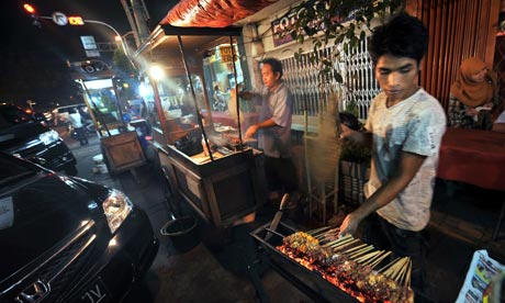 remember to eat locally while in Asia it is one of my best asia travel tips