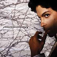 Prince - 'Musicology' cover art