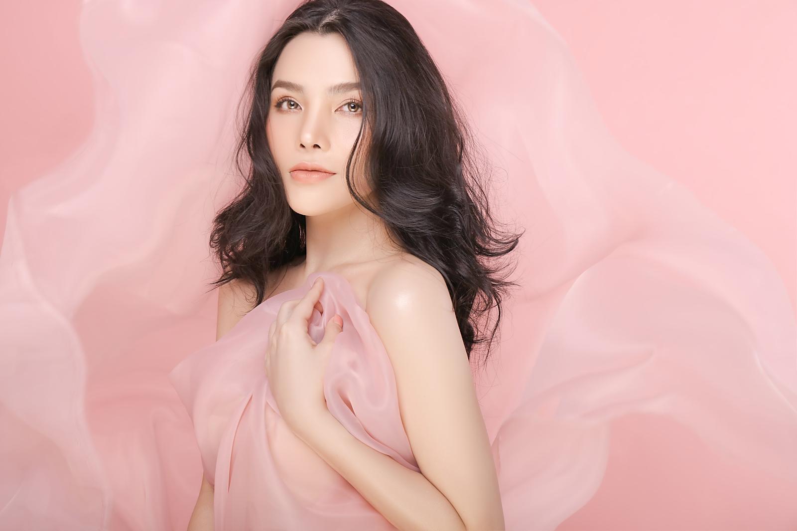 Hotgirl Phạm Ngọc Vi: Làm đẹp không khó quan trọng là chị em phụ nữ có muốn hay là không thôi - Ảnh 5