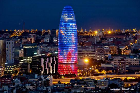5 édifices espagnols à l'architecture moderne