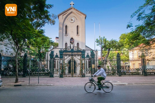 Ham Long church, Hanoi 1