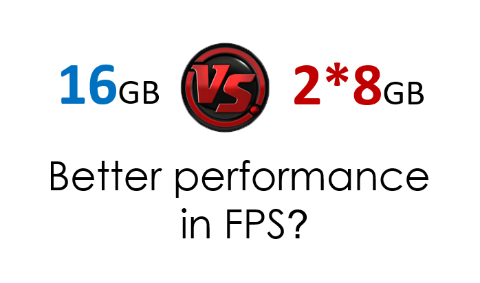 Does Ram Affect Fps 16g Vs 2 8g Test In Game Fun With Pc