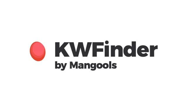 KW Finder tool