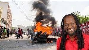 WITH SENATORIAL IMMUNITY DON KOTO WAS A MAJOR COORDINATOR OF THE FUEL RIOTS THAT DEVASTATED THE NATION