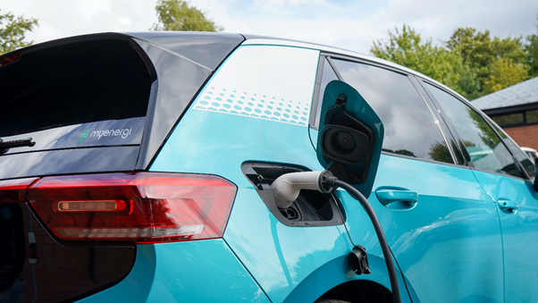 Most UK drivers will be using electric charging points before the 2030 switchover.