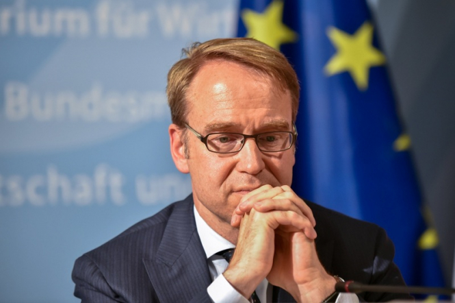 The appointment of Jens Weidmann as head of the ECB will cause a rally of euro