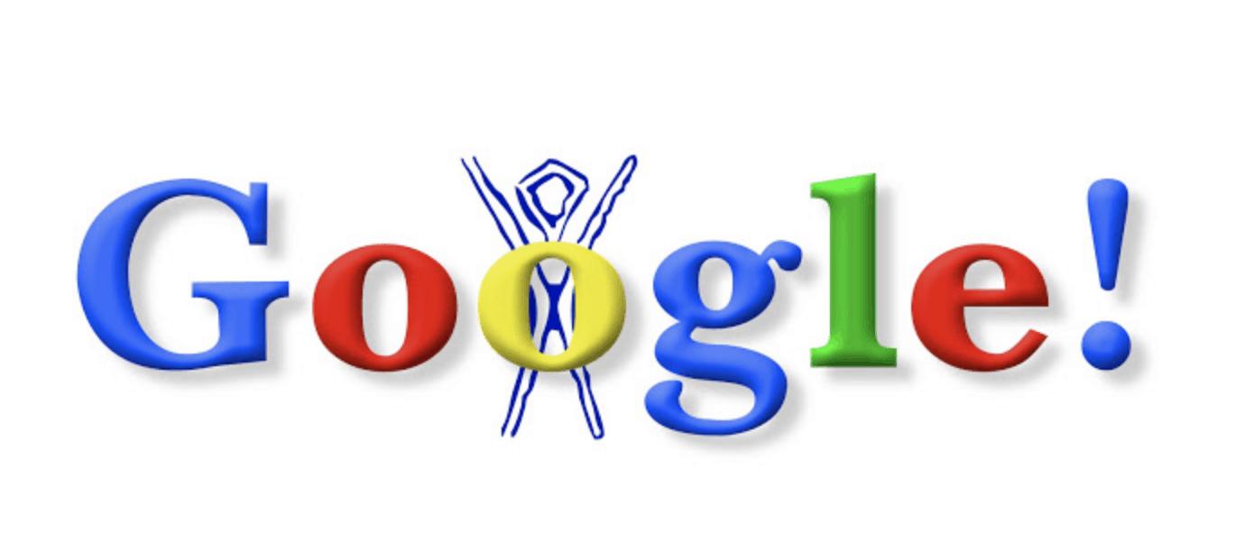 The Original Google Doodle, 1998