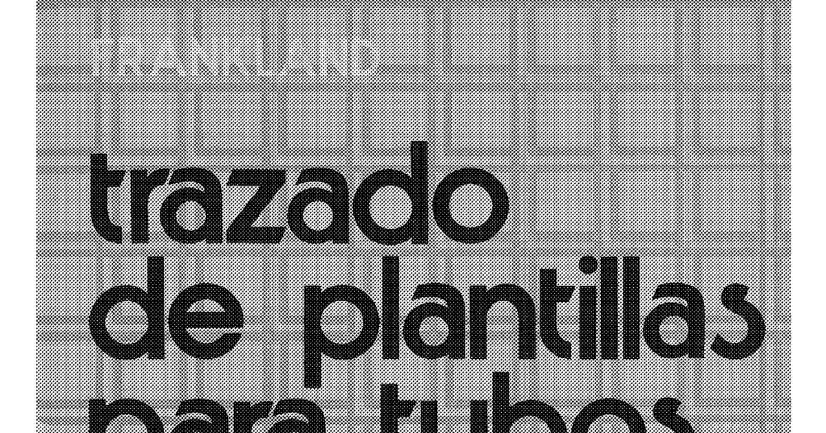 Trazado de Plantilla Para Tubos.pdf - Google Drive