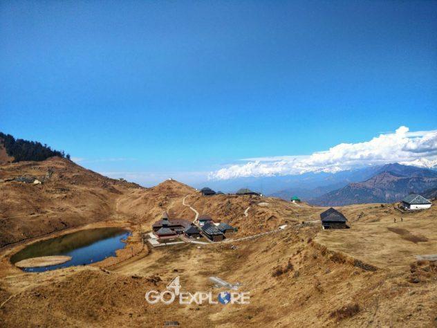 Prashar Lake, Mandi - Solo Travel in India