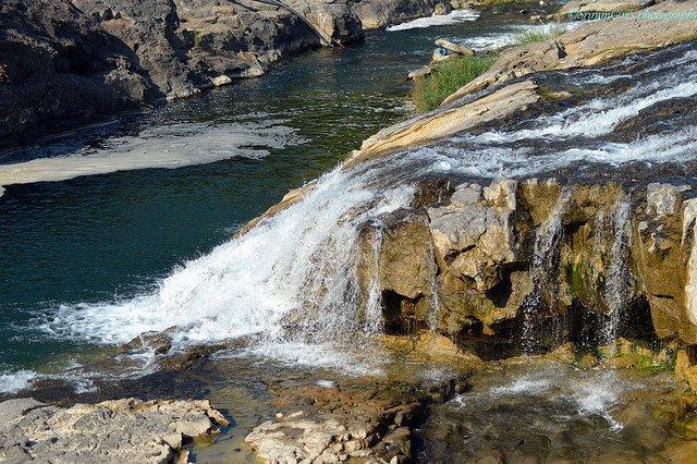 Zanzari falls