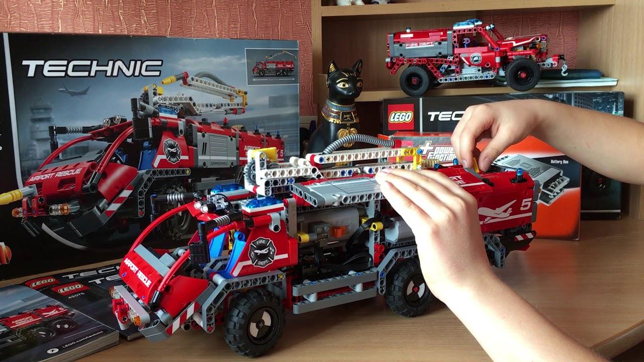 Конструкторы LEGO Technic вместо учебника по механике, фото-3