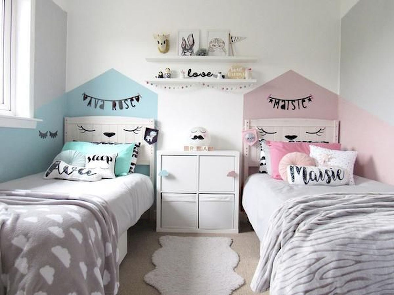 Mẫu phòng ngủ cho bé trai và bé gái