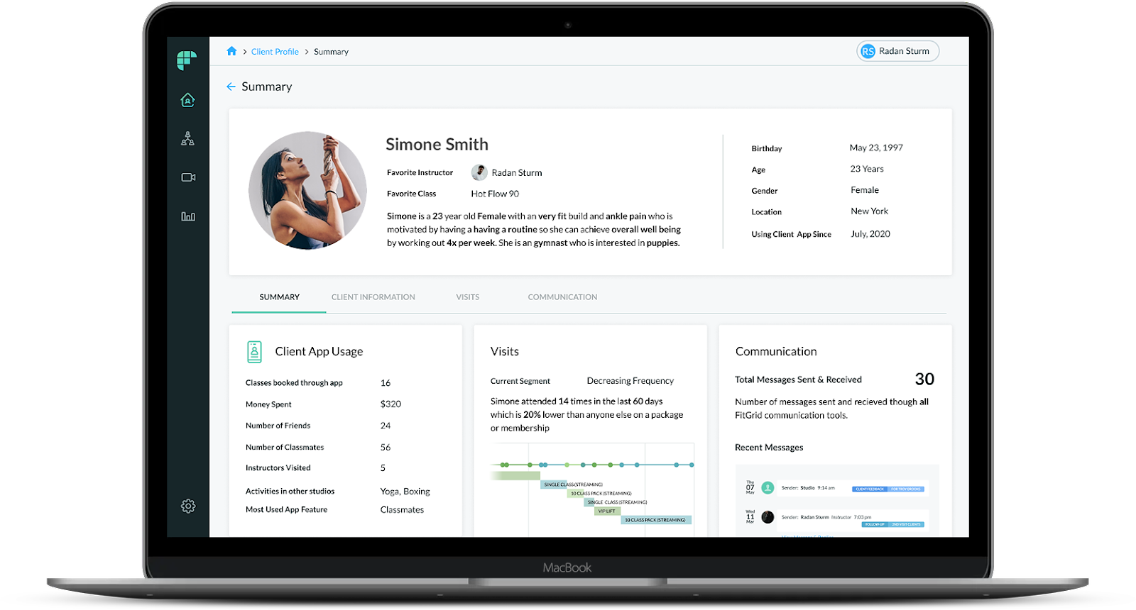 FitGrid Studio for Studio Owners