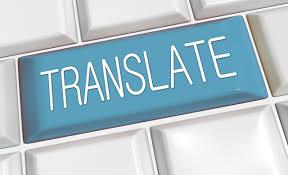 Translate decorative image