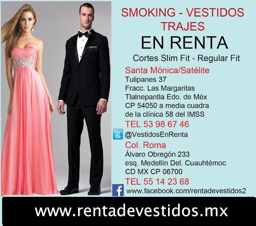93e058ef2 Smokings Vestidos en Renta Windsor y Angélica - Tienda De Esmóquines en  Cuauhtémoc