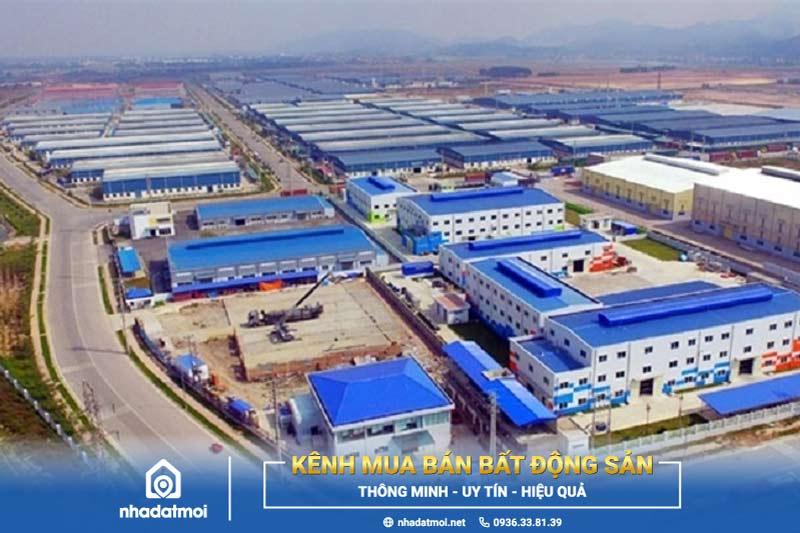 Khu công nghiệp Vĩnh Lộc
