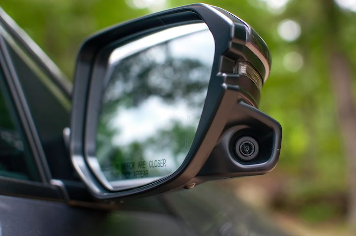 Honda Lanewatch เทคโนโลยีเสริมความปลอดภัย