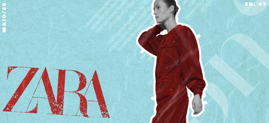 Análise de marketing e comunicação da marca Zara no Instagram