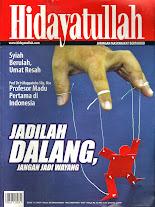 ebook Hidayatullah Edisi Maret 2012