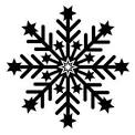 Image result for clip art snowflake