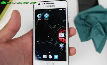 Latest android rom s2