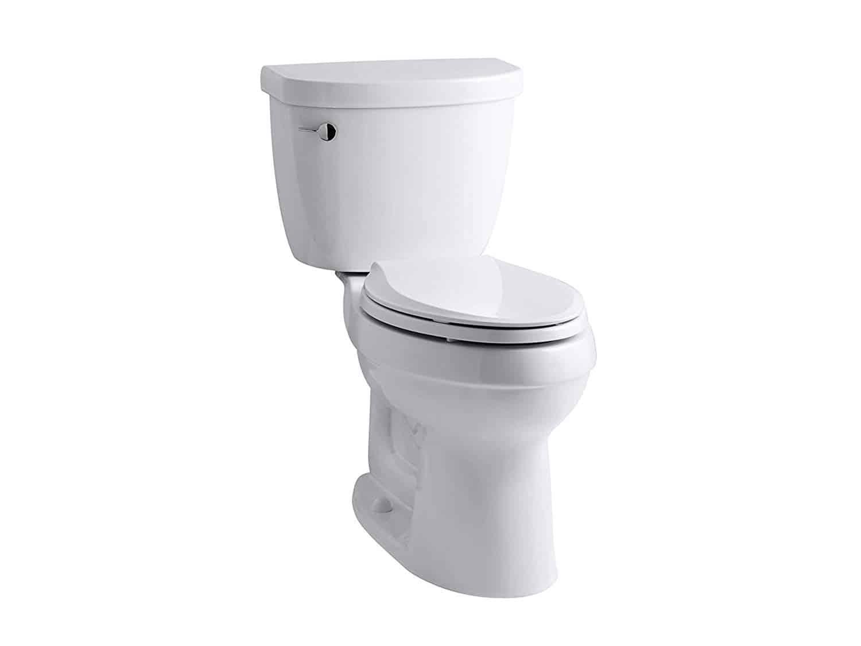 KOHLER K-3589-0 CIMARRON TOILET - Best Toilets in 2020