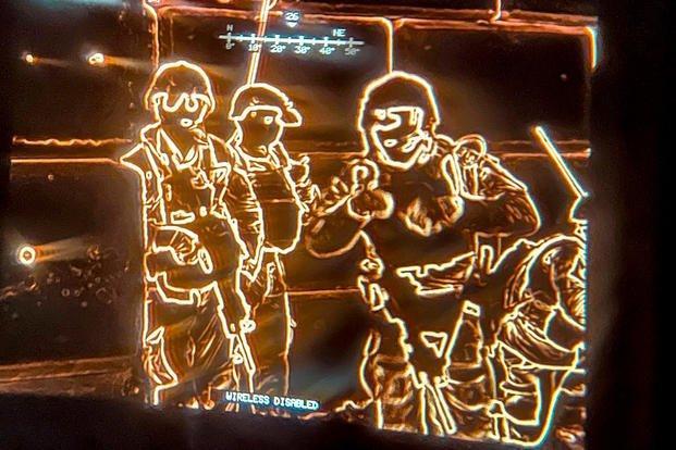 Army Enhanced Night Vision Goggle-binoculars