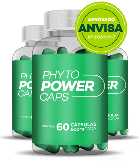 potes phyto power caps