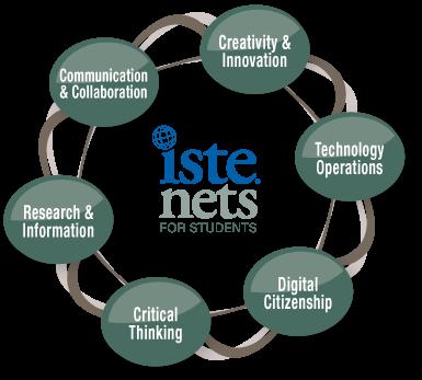 ISTE Student Logo