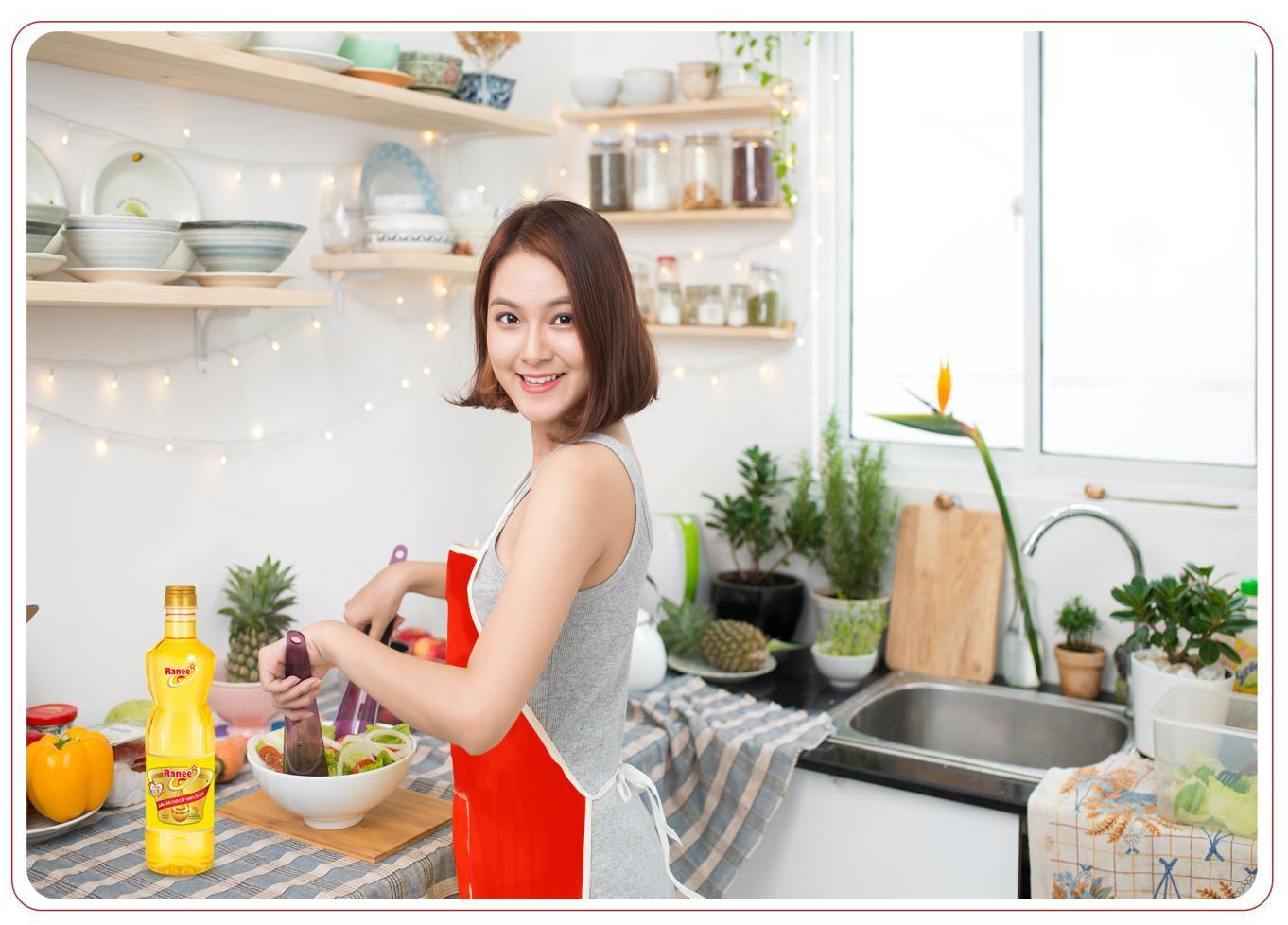Nấu ăn với Ranee