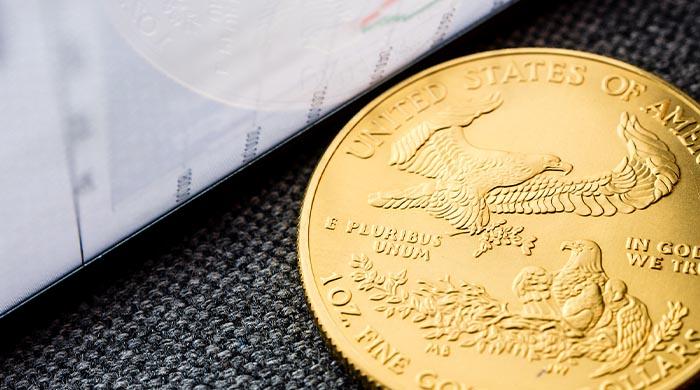 Pièce d'or américaine
