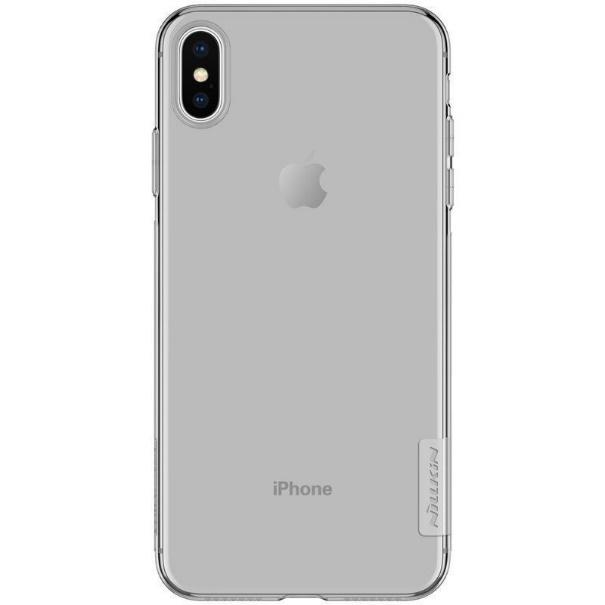 Картинки по запросу TPU чехол Nillkin Nature Series для Apple iPhone XS Max (6.5