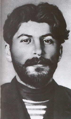 Молодой Иосиф Сталин, 1908 год. Фото: rushist.com