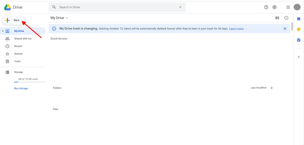 cara membuat google form akses google form 1