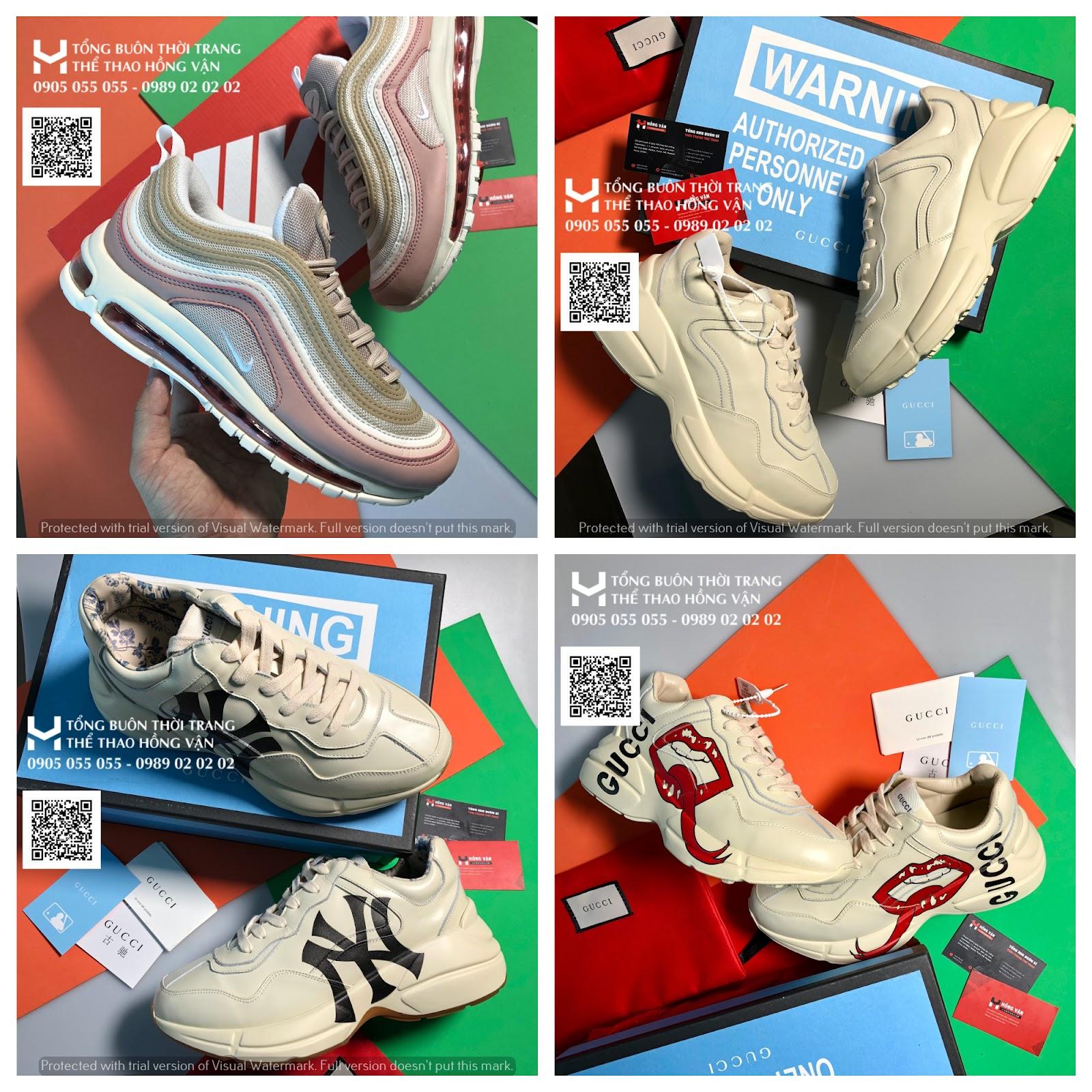 Hồng Vận - Tổng buôn sỉ giày thể thao chất lượng , uy tín ( hình thật - 6