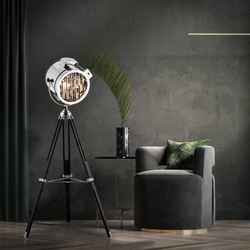 Bạn có thể lựa chọn những mẫu đèn với thiết kế hiện đại