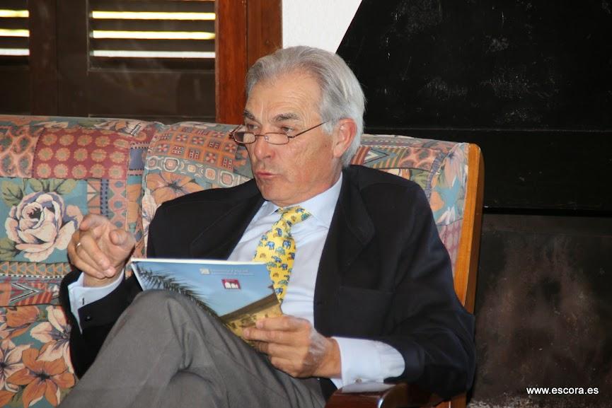 CHARLA COLOQUIO SALVADOR PEIRO ESCORA CLUB JUVENIL CANALS VALENCIA