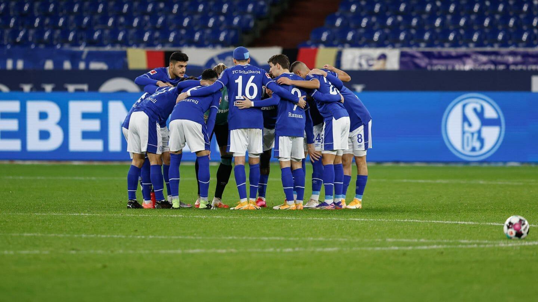 Tinh thần thi đấu của Schalke 04 vẫn rất kém cỏi