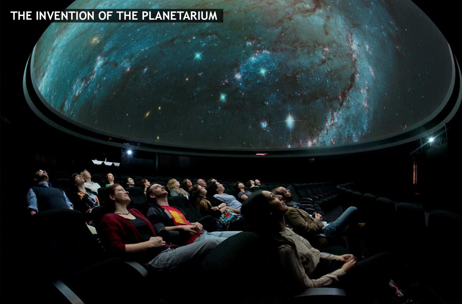 the invention of the planetarium