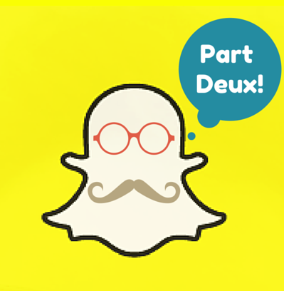 Snapchat and the Career Center: How to Setup Your Account