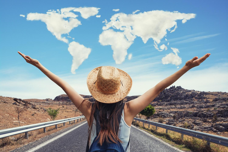 La emoción de tener un viaje planeado y de tener tiempo para planificarlo
