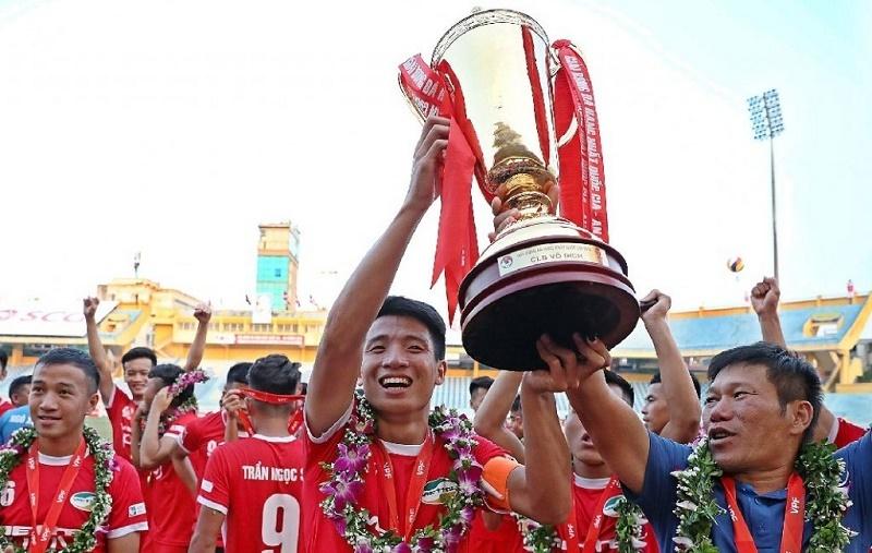 Thành tích các đội bóng tại giải đấu V-league